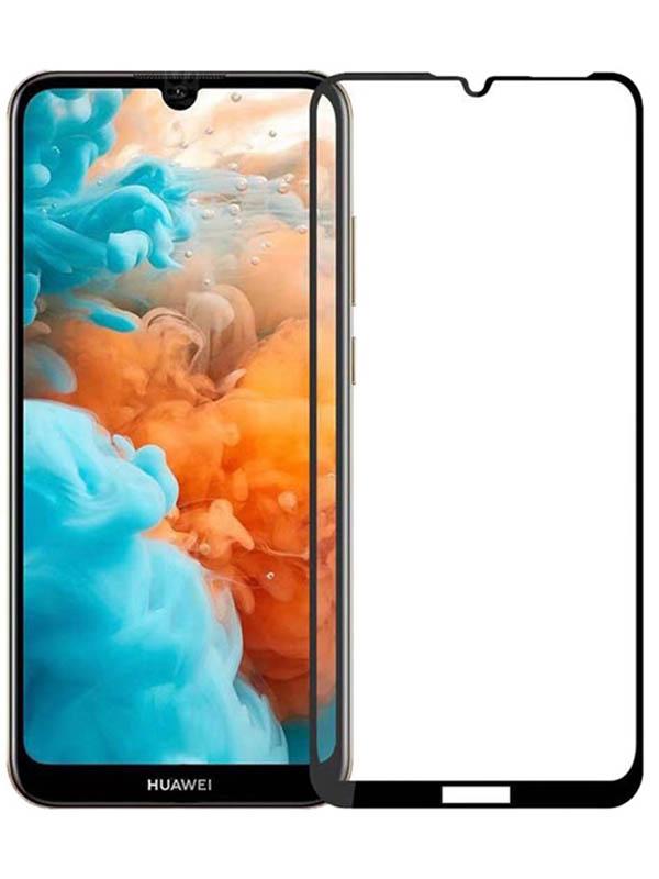 Защитное стекло Mietubl для Huawei Y7 Pro 2019 / Prime PMMA Matte Black M-844172