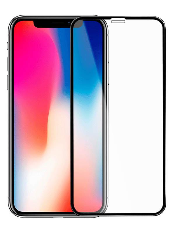 Защитное стекло Mietubl для APPLE iPhone X / XS 11 Pro 2.5D Full Glue Black M-835613