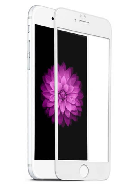 Фото - Защитное стекло Mietubl для APPLE iPhone 6 / iPhone 6S 11D Full Glue White M-637603 дисплей tianma для iphone 6s white 476776