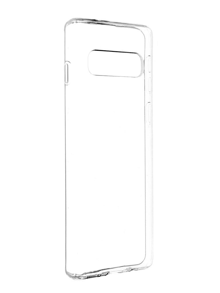 Чехол Vmax для Samsung S10 Transparent V-697239