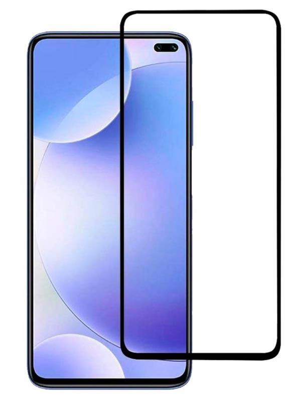 Защитное стекло Mietubl для Xiaomi Redmi K30 / Note 9 Pro Super D Full Glue Black M-637962