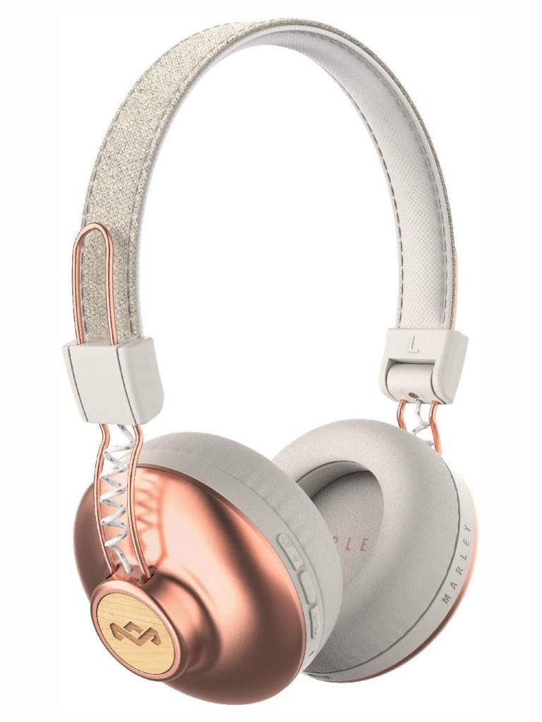 Наушники Marley Positive Vibration 2 Copper EM-JH133-CP