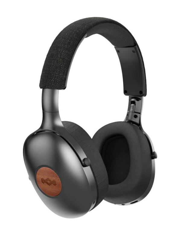 Наушники Marley Positive Vibration XL Signature Black EM-JH141-SB