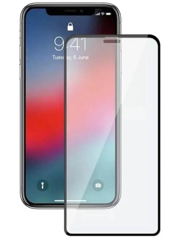 Защитное стекло Mietubl для APPLE iPhone XS Max / 11 Pro PMMA Matte Black M-636576
