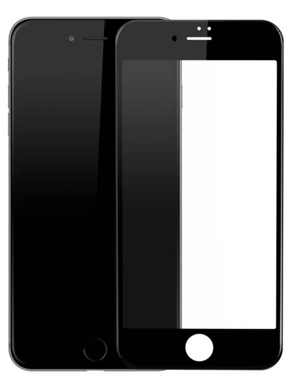 Защитное стекло Mietubl для APPLE iPhone 7 Plus/8 Plus PMMA Black M-636477