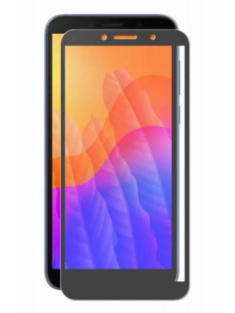 Защитное стекло Mietubl для Huawei Y5P/Honor 9S PMMA Black M-844196