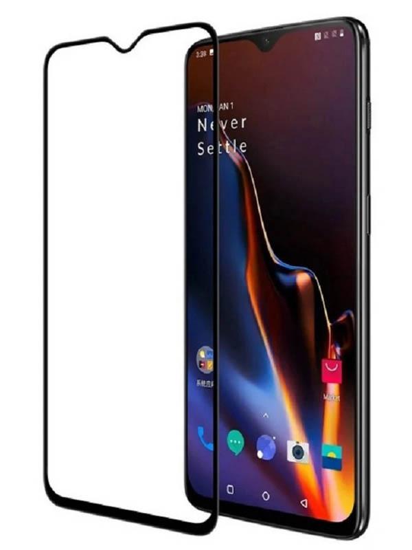 Защитное стекло Mietubl для OnePlus 7 / 6T 11D Full Glue Black M-636248