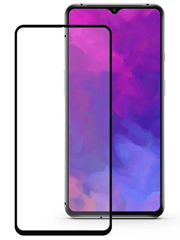 Защитное стекло Mietubl для OnePlus 7T 11D Full Glue Black M-637597