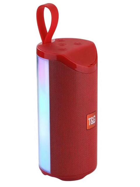Колонка T&G TG-169 Red