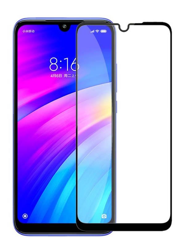 Защитное стекло Mietubl для Xiaomi Redmi 7 / Y3 9 Pro Lite PMMA Glossy Black M-531140
