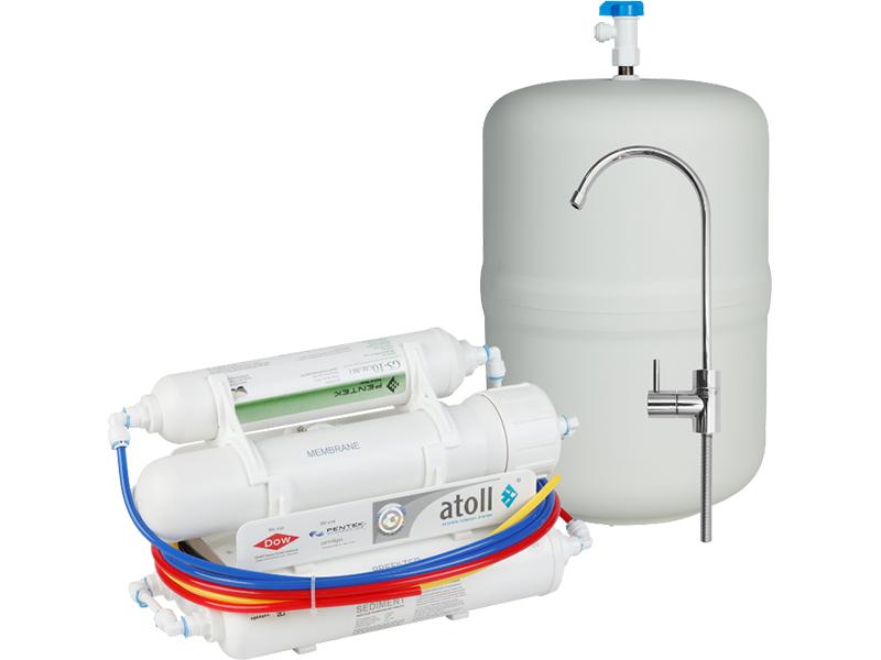 Фильтр для воды Atoll A-450m STD Compact ATEFDR063