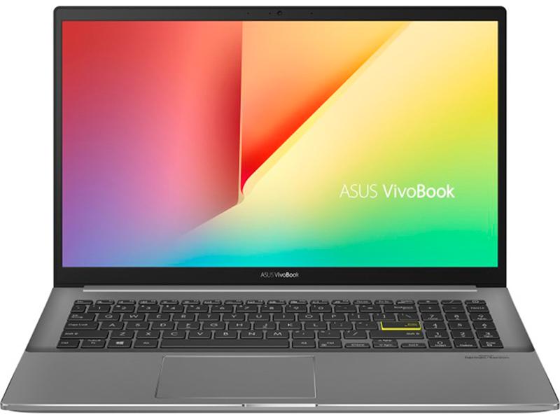 Ноутбук ASUS S533FL-BQ215T 90NB0LX3-M04520 (Intel Core i5-10210U 1.6GHz/8192Mb/256Gb SSD/No ODD/nVidia GeForce MX250 2048Mb/Wi-Fi/Bluetooth/Cam/15.6/1920x1080/Windows 10 64-bit) ноутбук asus pro p2540fb dm0361t 90nx0241 m05580 intel core i3 8145u 2 1ghz 8192mb 1000gb ssd nvidia geforce mx110 2048mb wi fi bluetooth cam 15 6 1920x1080 windows 10 home 64 bit
