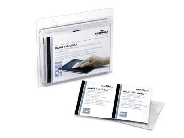 Салфетки чистящие Durable Smart Tab Clean 587202