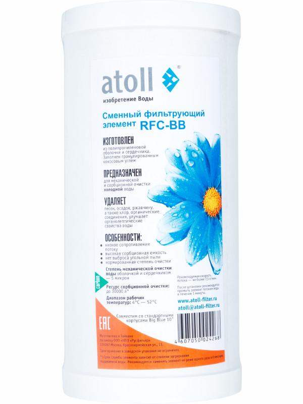 Картридж Atoll RFC-BB ATECRT145