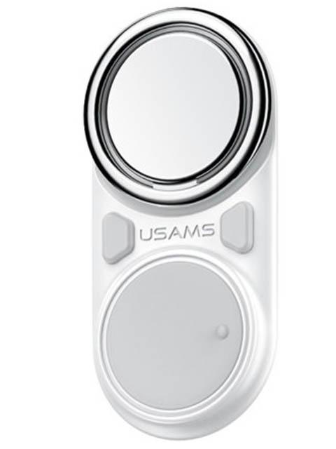 Держатель Usams US-ZJ044 Decompression Ring Holder White ZJ44ZJ02