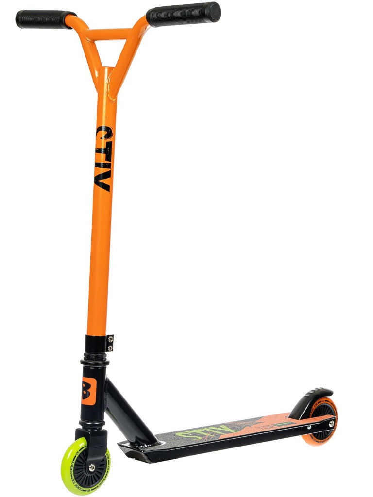 Самокат Bondibon Stix Orange BS0016-100P.STIX.OR20