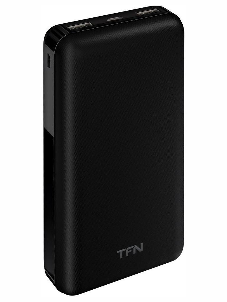 Внешний аккумулятор TFN Power Bank Basic Duo 20000mAh Black TFN-PB-203-BK