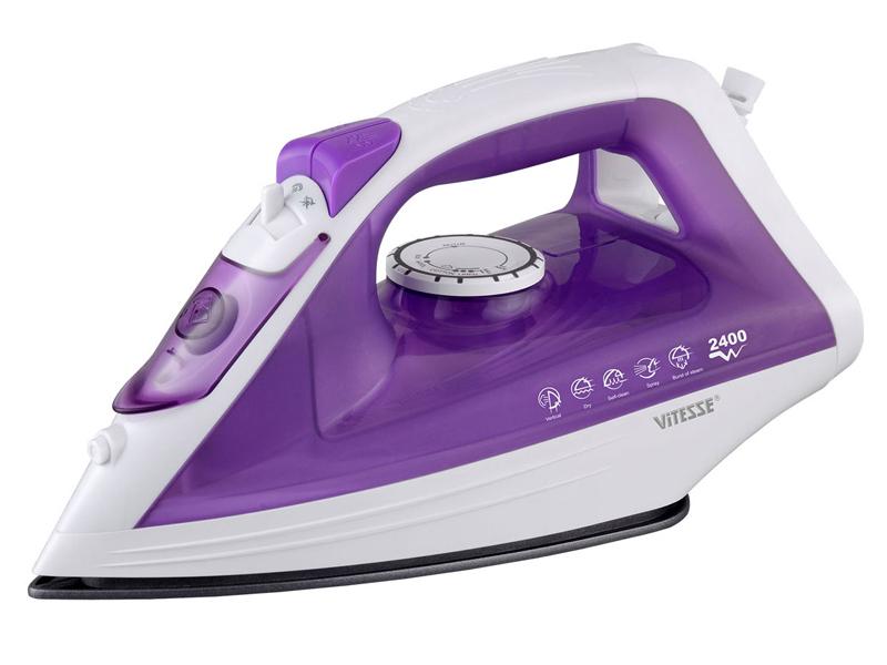 Утюг Vitesse VS-6010 Purple