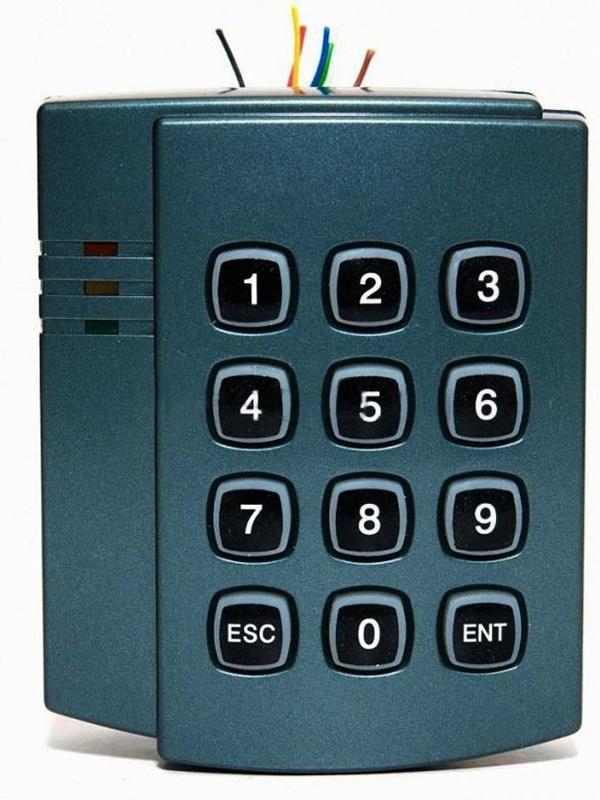 Считыватель IronLogic Matrix-VII Dark Grey УТ000054388