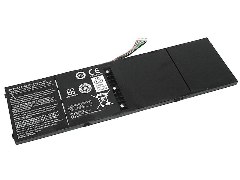 Аккумулятор Vbparts для Acer V5-553 AP13B8K 15.2V 3510mAh 058523