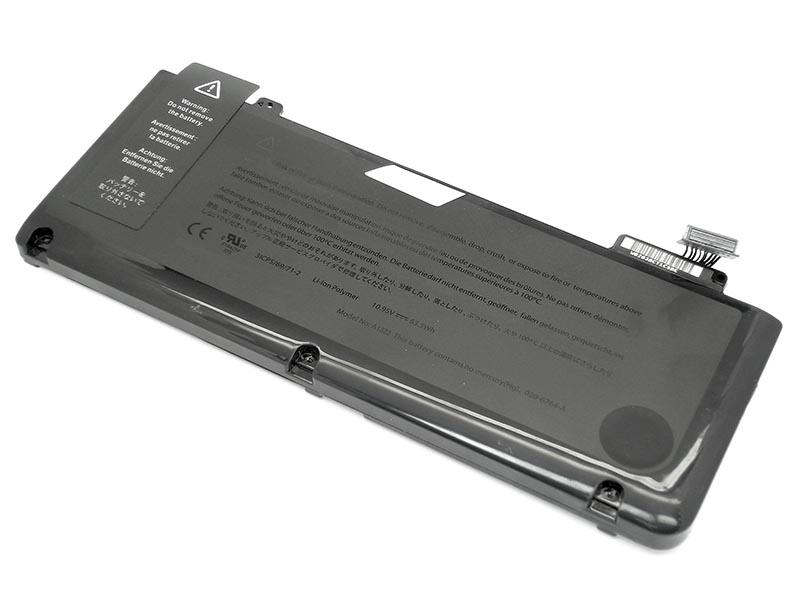 Аксессуар Аккумулятор Vbparts для APPLE MacBook 13 A1322 63.5Wh OEM 009163