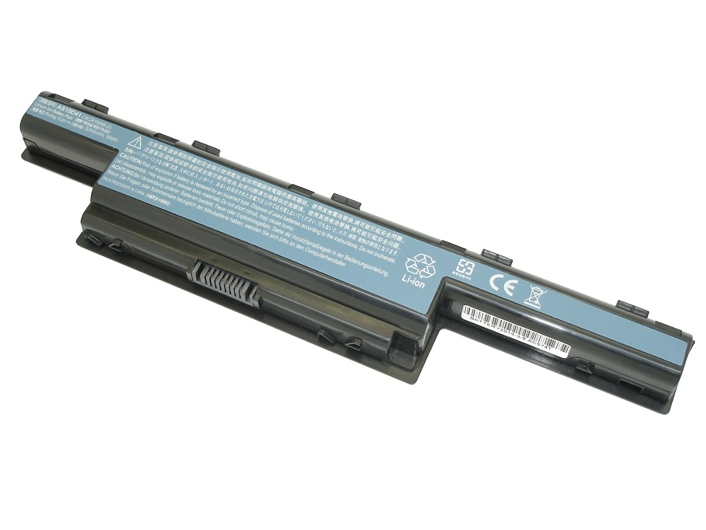 Фото - Аккумулятор Vbparts для Acer Aspire 5741 / 4741 AS10D31 5200mAh OEM 009158 комплектующие и запчасти для ноутбуков acer aspire5742 5253 5253g 5336 5741 5551