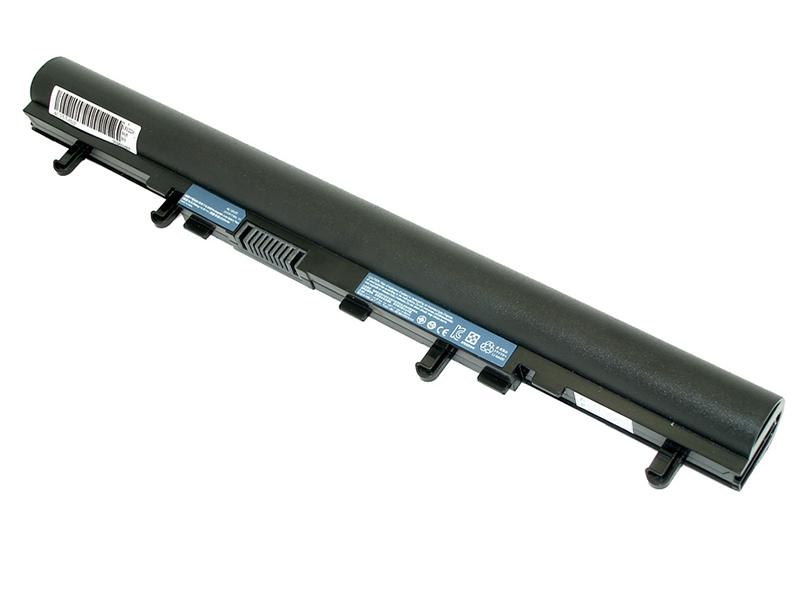 Аккумулятор Vbparts для Acer Aspire V5-531 AL12A32 14.8V 2600mAh OEM 009672