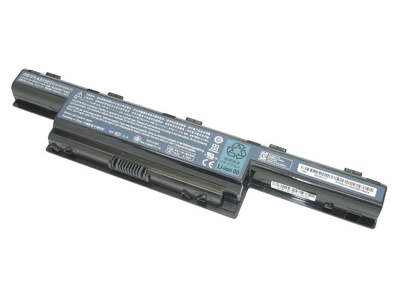 Фото - Аккумулятор Vbparts для Acer Aspire 5741 / 4741 10.8-11.1V 4400mAh 002547 комплектующие и запчасти для ноутбуков acer aspire5742 5253 5253g 5336 5741 5551