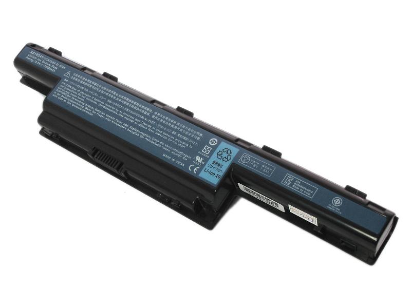 Фото - Аккумулятор Vbparts для Acer Aspire 5741 / 5733 / 4551 / 4741 / 4740 7800mAh OEM 003147 комплектующие и запчасти для ноутбуков acer aspire5742 5253 5253g 5336 5741 5551