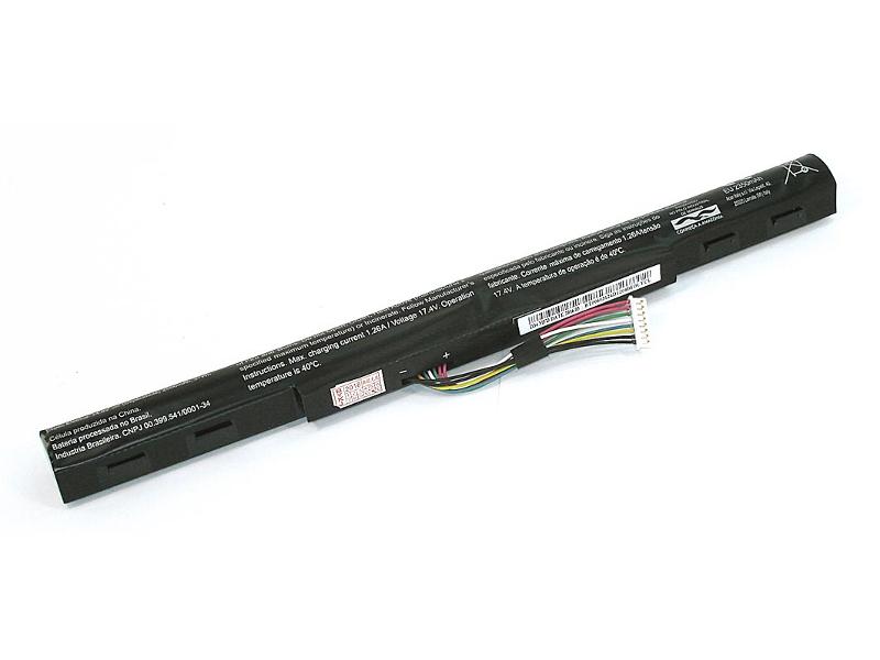 Аккумулятор Vbparts для Acer Aspire E5-422 / E5-472 AL15A32 14.8V 37Wh 061271