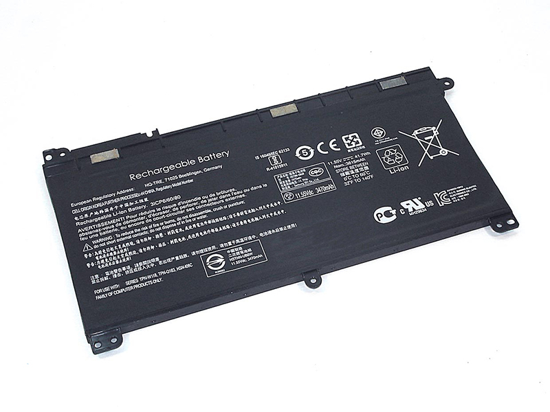 Аккумулятор Vbparts для HP Pavilion X360 11.55V 41.7Wh 065185