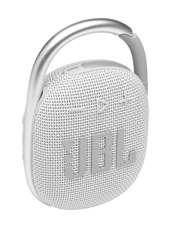 Колонка JBL Clip 4 White JBLCLIP4WHT