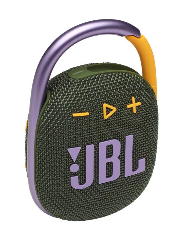 Колонка JBL Clip 4 Green JBLCLIP4GRN