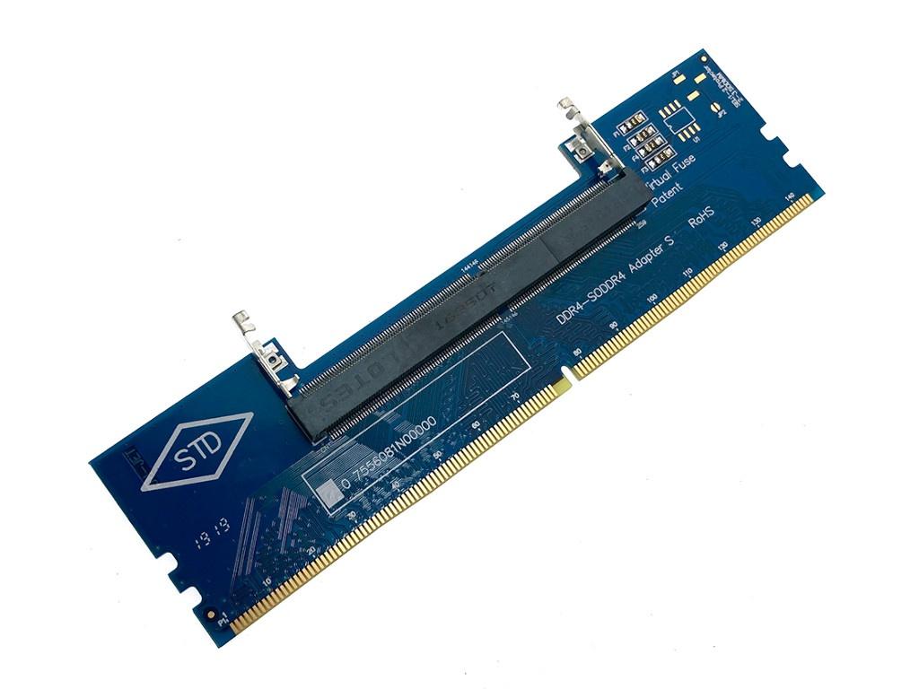 Фото - Контроллер Espada SO-DIMM DDR4 на DIMM DDR4 SDDR4-2133 контроллер контроллер espada usb rs422 ur422
