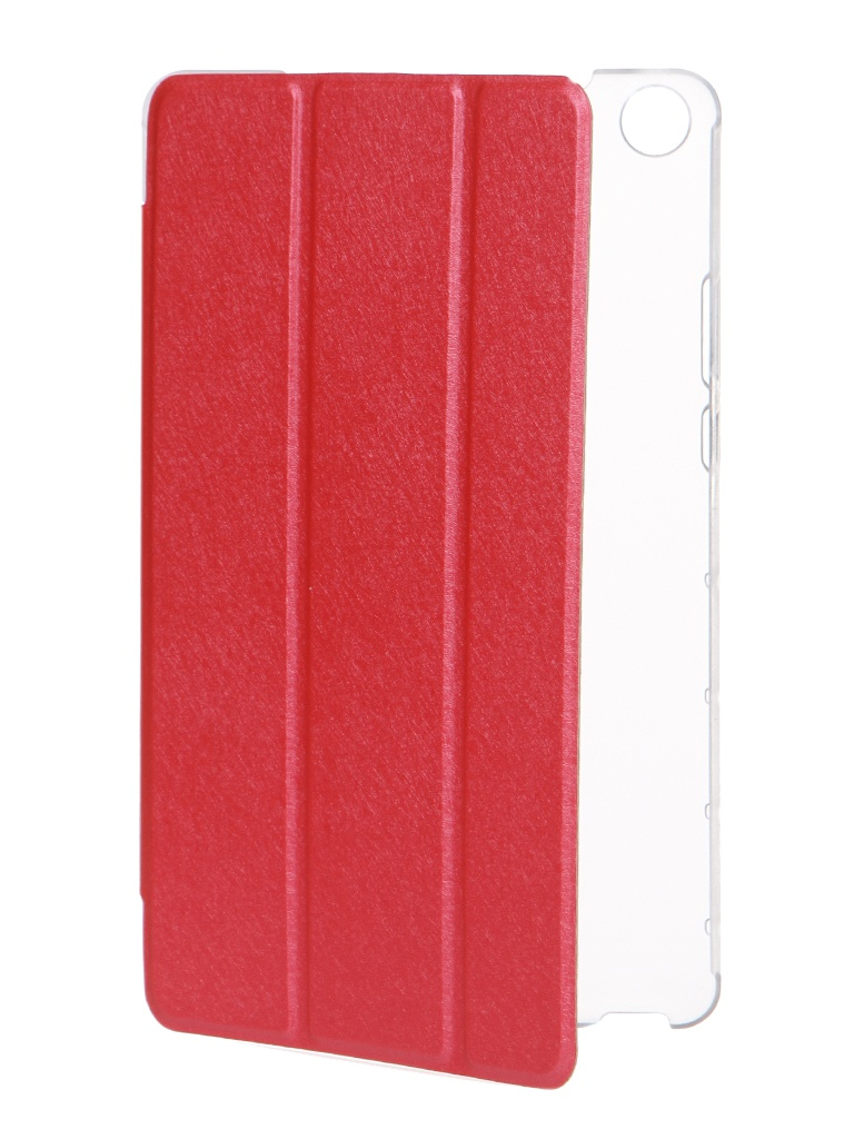 Чехол Zibelino для Huawei MediaPad M5 Lite 8.0 Red ZT-HUA-M5-LIT-8.0-RED-NM