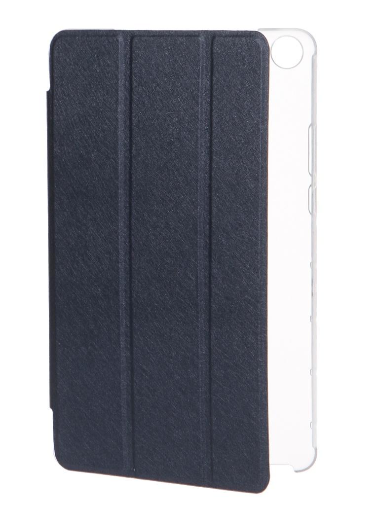 Чехол Zibelino для Huawei MediaPad M5 Lite 8.0 Dark Blue ZT-HUA-M5-LIT-8.0-BLBLU-NM