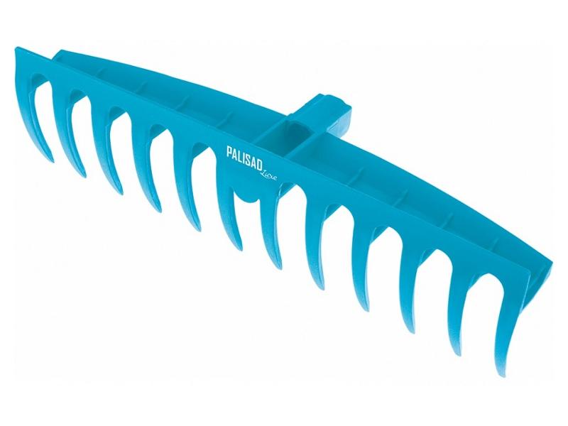 Садовый инструмент Грабли Palisad Luxe 61732 садовый инструмент грабли веерные palisad luxe 430x1550mm 617885