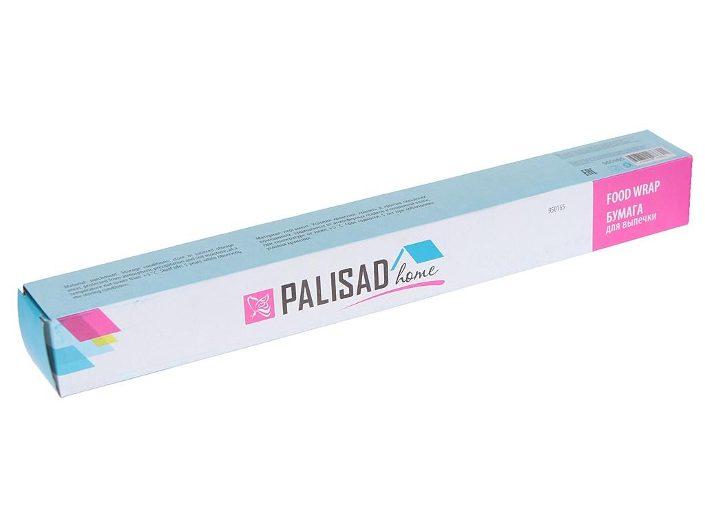 Бумага для выпечки Palisad Home 28cm x 8m 950165