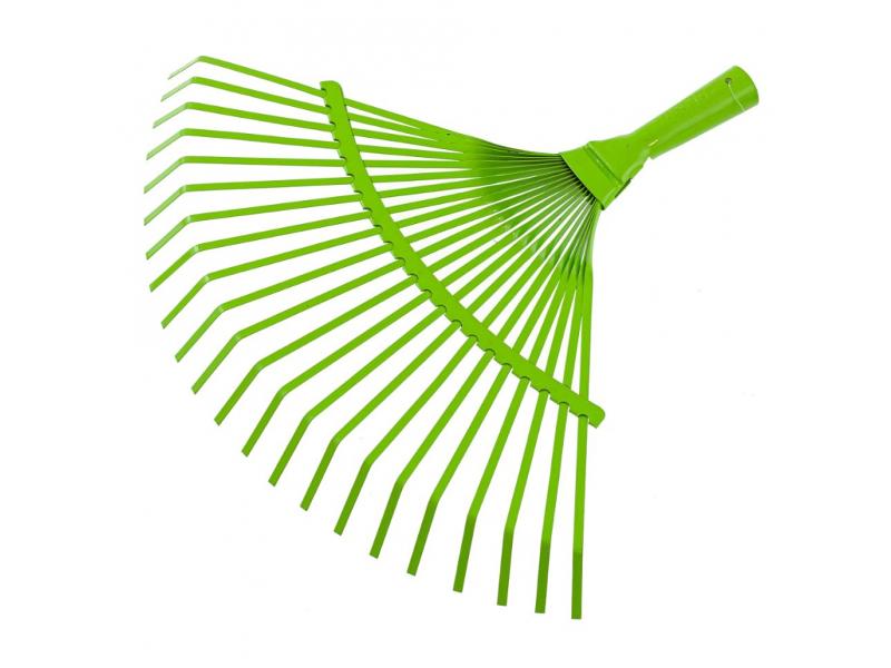 Садовый инструмент Грабли веерные Palisad 425mm без черенка 617705 садовый инструмент грабли веерные palisad luxe 430x1550mm 617885