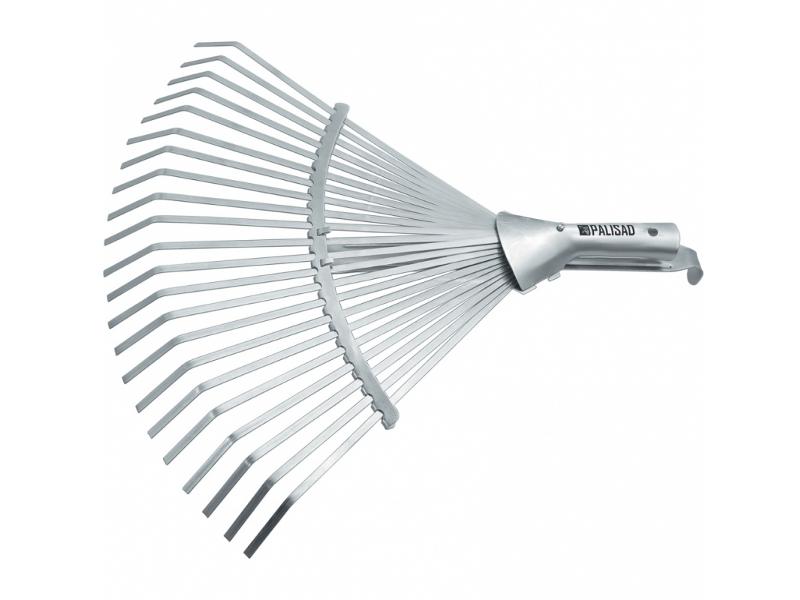 Садовый инструмент Грабли веерные Palisad 300-480mm без черенка 617675 садовый инструмент грабли веерные palisad luxe 430x1550mm 617885