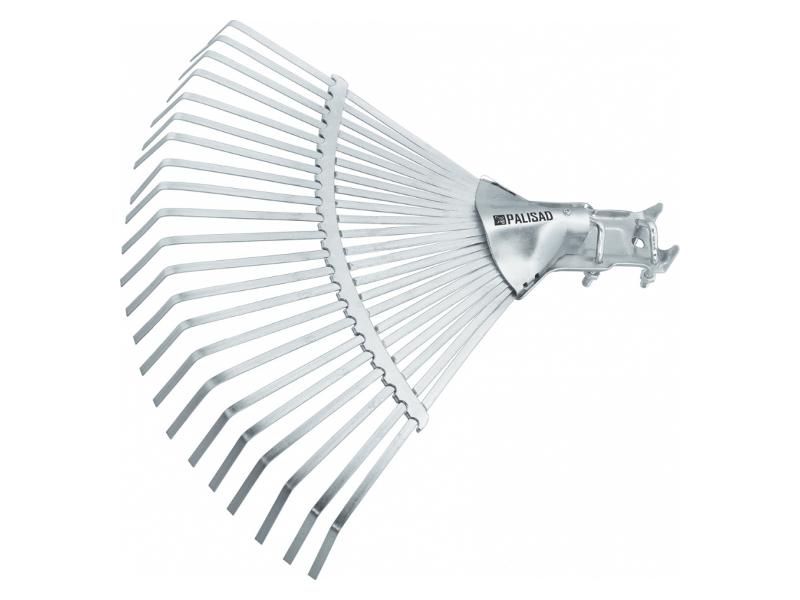 Садовый инструмент Грабли веерные Palisad 450mm без черенка 617025 садовый инструмент грабли веерные palisad luxe 430x1550mm 617885