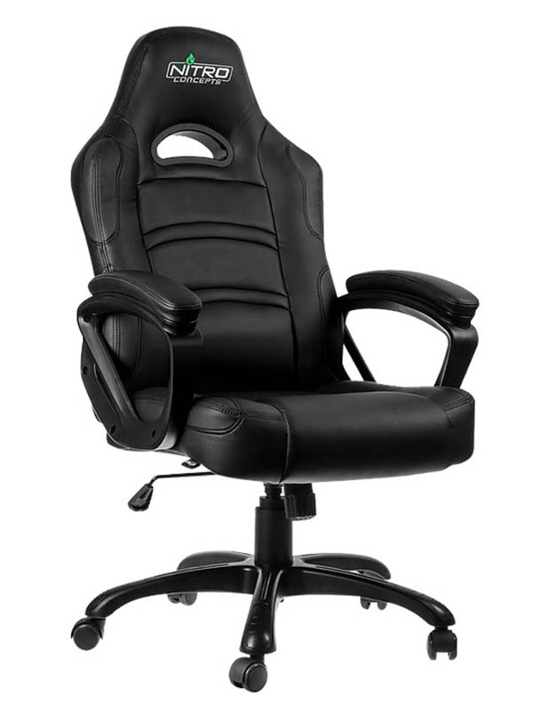 Компьютерное кресло GameMax GCR07 Black