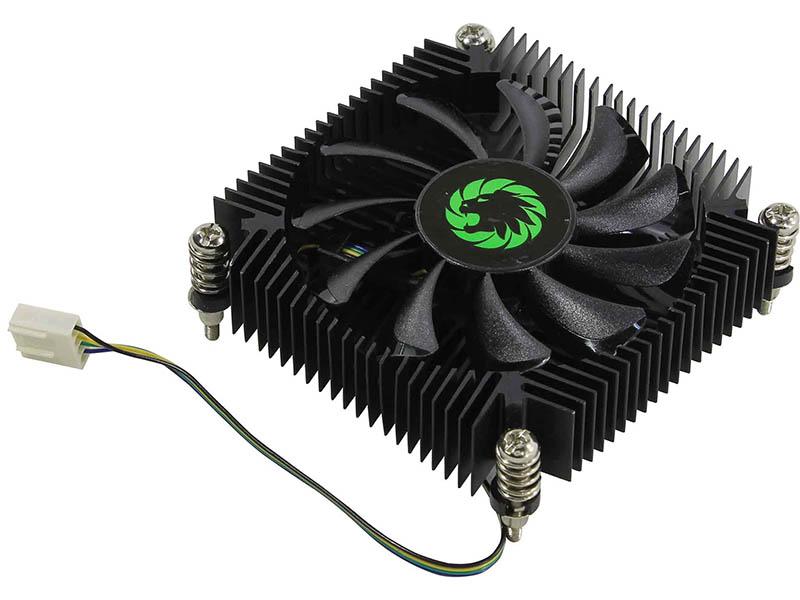 Кулер GameMax E90 (Intel LGA1200/LGA1151/LGA1150/LGA1155/LGA1156)