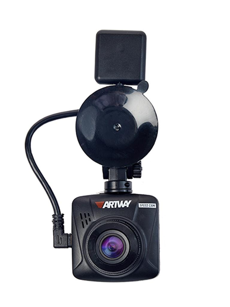 Видеорегистратор Artway AV-395 GPS SpeedCam 3 in 1