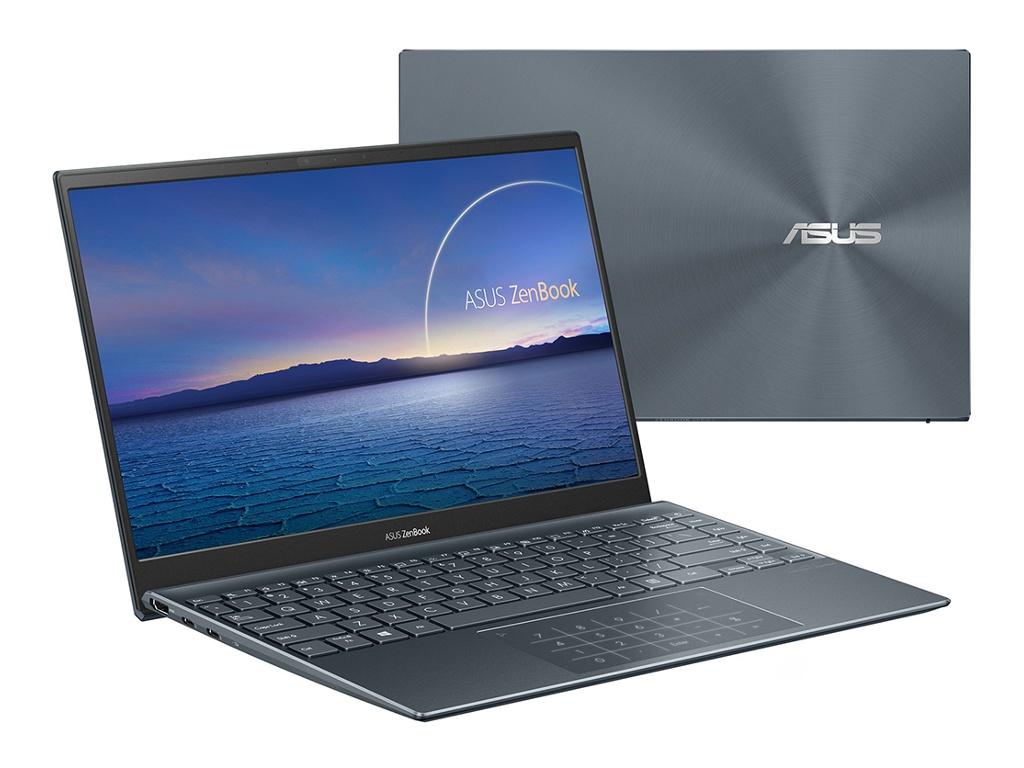 Ноутбук ASUS UX425EA-HM135T 90NB0SM1-M02340 (Intel Core i7-1165G7 2.8GHz/16384Mb/1Tb SSD/Intel HD Graphics/Wi-Fi/14/1920x1080/Windows 10 64-bit)