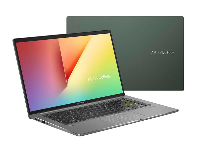 Ноутбук ASUS S435EA-HM011T 90NB0SU1-M00140 (Intel Core i5-1135G7 2.4GHz/8192Mb/256Gb SSD/Intel HD Graphics/Wi-Fi/14/1920x1080/Windows 10 64-bit)