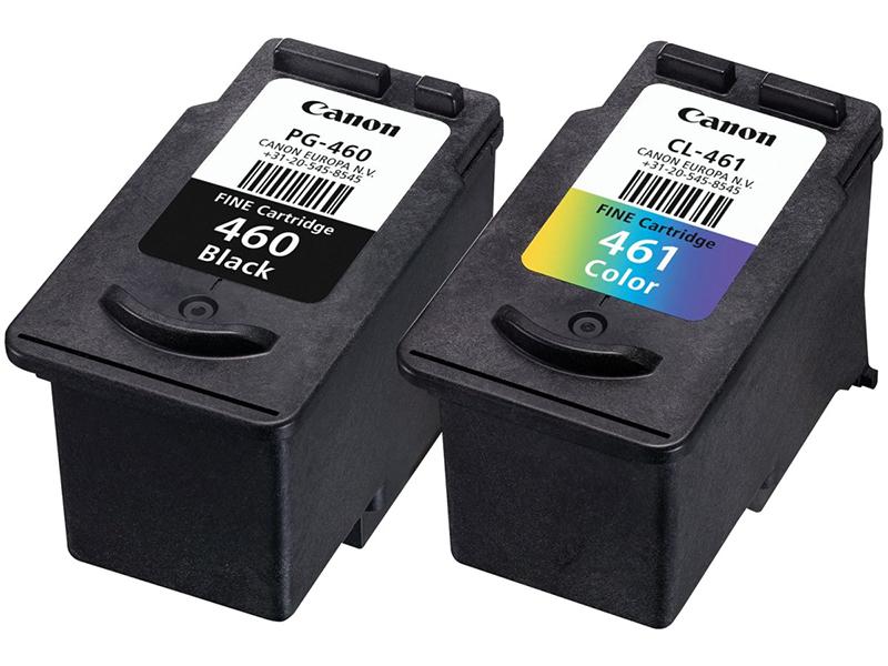 Картридж Canon PG-460/CL-461 Multi для Pixma TS5340 3711C004