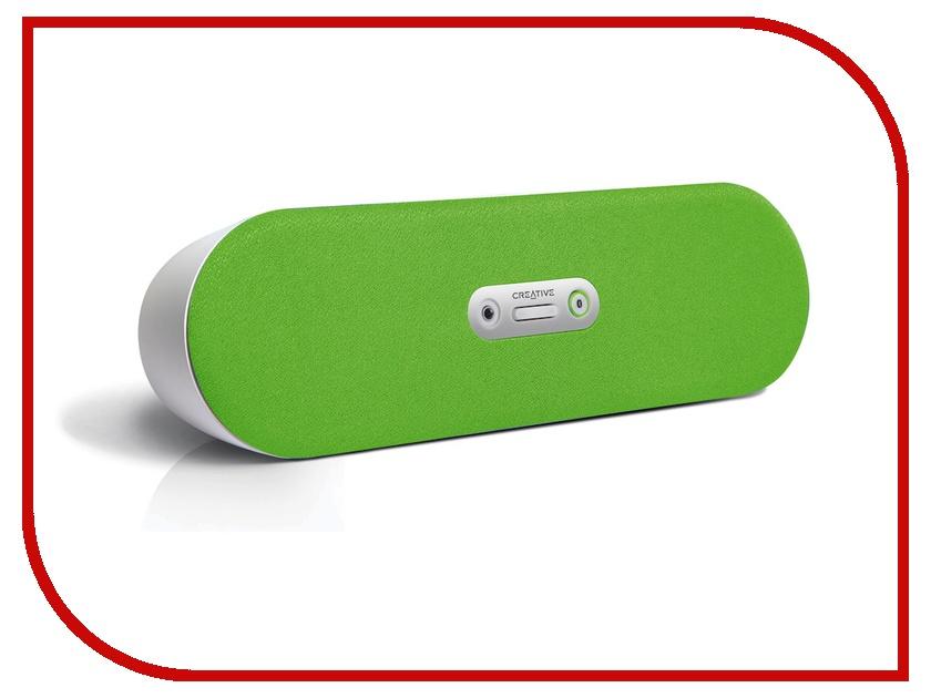 Колонка Creative D80 Green