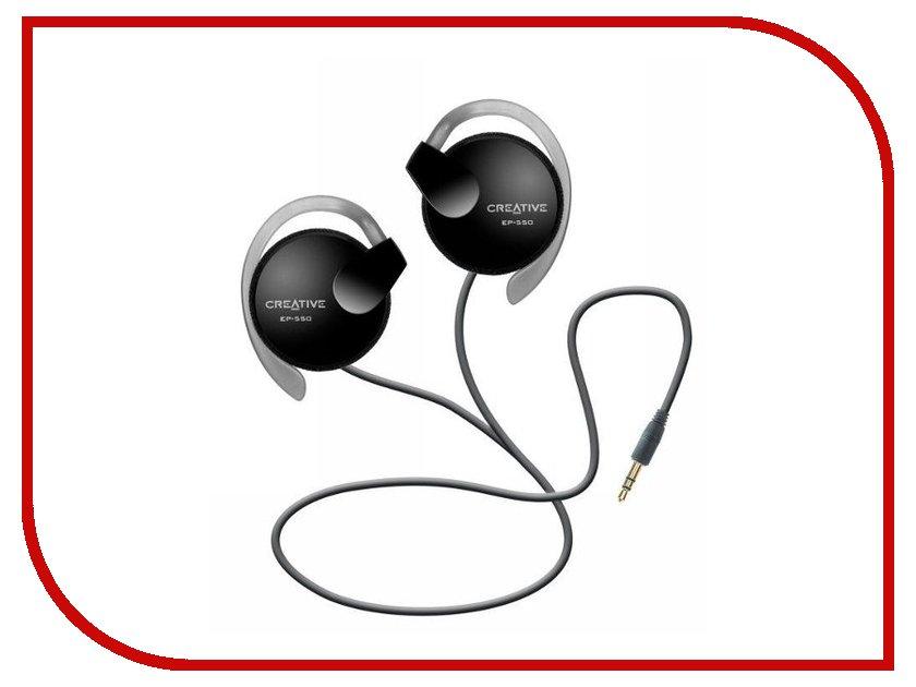 Наушники Creative EP-550 Black<br>