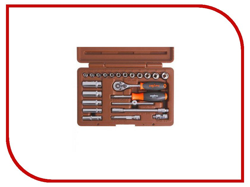 все цены на Набор инструмента Ombra 911423 онлайн
